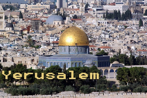 Israel Izinkan Yahudi Kunjungi Yerusalem