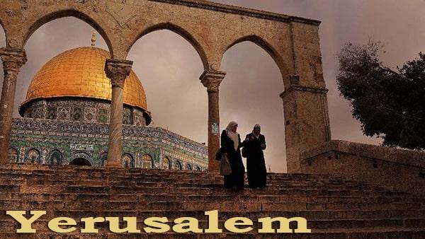 Israel Kembali Izinkan Yahudi Kunjungi Yerusalem